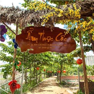 Cùng Mua - Combo cho 05 - 06 nguoi tai Khu cau ca - am thuc Coc