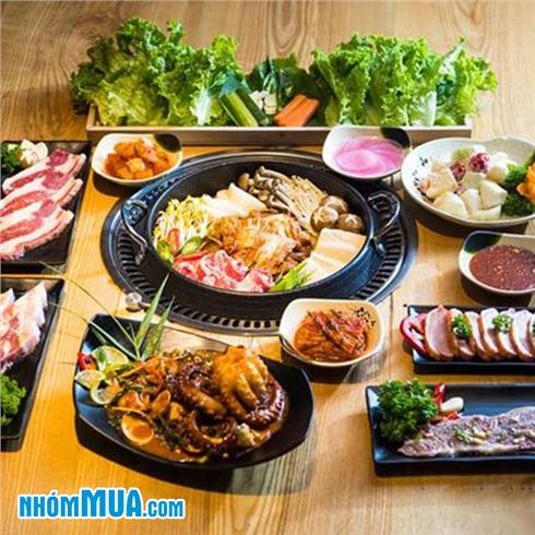 Tháng tri ân cùng buffet Sariwon