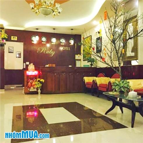 Khách sạn Ruby Đà Lạt 3N2Đ - Bao gồm Buffet sáng giá sốc