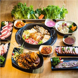 Cùng Mua - Thang tri an cung buffet Sariwon
