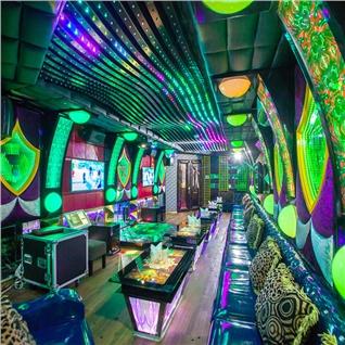 Cùng Mua - Combo party 3 gio hat kem thuc an do uong tai Karaoke Milan