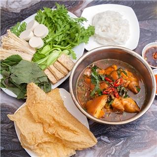 Cùng Mua - Combo lau cho 2-3 nguoi an tai Nha Hang Banh Canh Vua