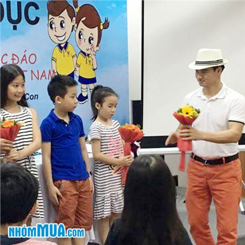4 buổi học kỹ năng sống phát triển tư duy cho bé Bright Kids
