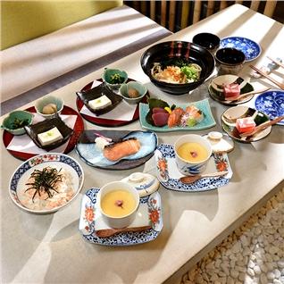 Cùng Mua - Set Sashimi truyen thong Nhat khong gian sang trong-Tachibana