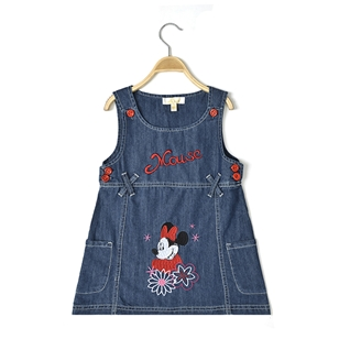 Cùng Mua (off) - Dam be gai hinh Mickey ALE JEANS MS 50111GD