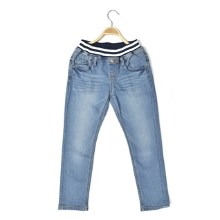 Cùng Mua - Quan jean be trai ALE JEANS MS B151105 mau xanh nhat