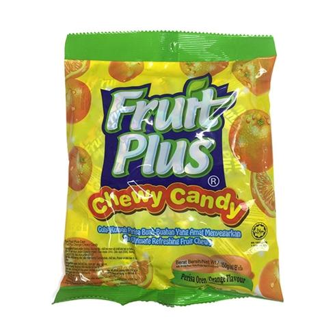 Kẹo mềm FruitPlus Cam 150g