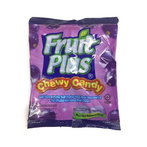 Kẹo mềm FruitPlus Nho 150g