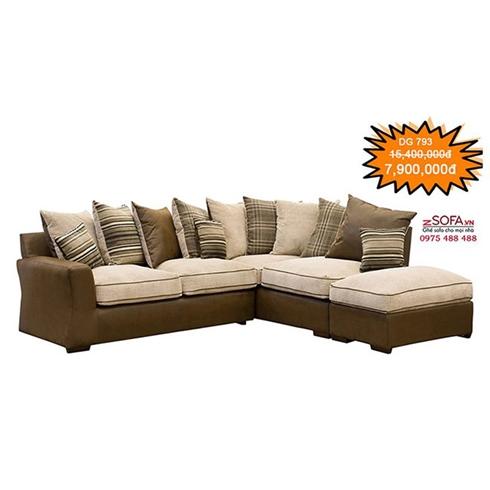 Ghế sofa cao cấp Châu Âu DG793