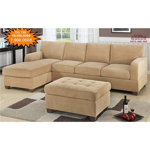 Ghế sofa cao cấp Châu Âu DG799