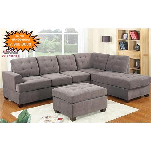 Ghế sofa cao cấp Châu Âu DG796