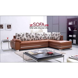 Cùng Mua - Ghe sofa goc cao cap phong cach chau Au ZM7063