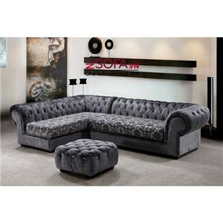Cùng Mua - Ghe sofa goc cao cap phong cach chau Au ZM7049
