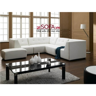 Cùng Mua - Ghe sofa goc cao cap phong cach chau Au ZM7055