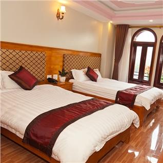 Cùng Mua - Golden Town Hotel Sapa 3 sao 2N1D kem buffet sang