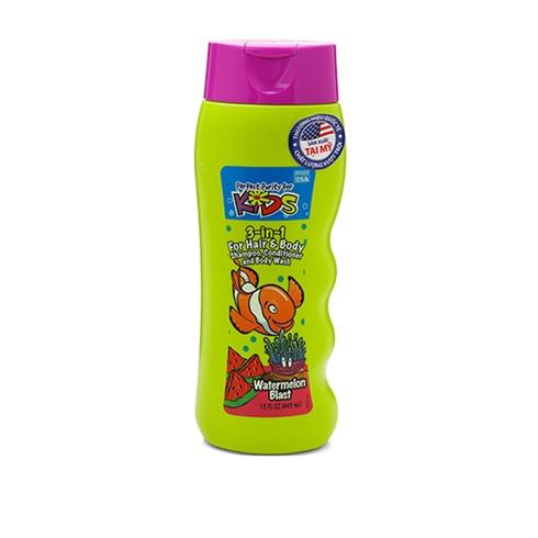 Sữa tắm gội trẻ em hương dưa hấu Pefect Purity - 443 ml