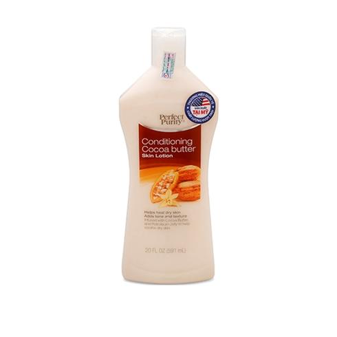 Sữa dưỡng thể tinh dầu ca cao Perfect Purity - 591ml