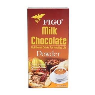 Cùng Mua - Bot socola sua Figo 60% cacao 250g