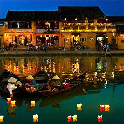 Tour Đà Nẵng - Hội An 4N3Đ (Bao vé cáp treo Bà Nà Hill)