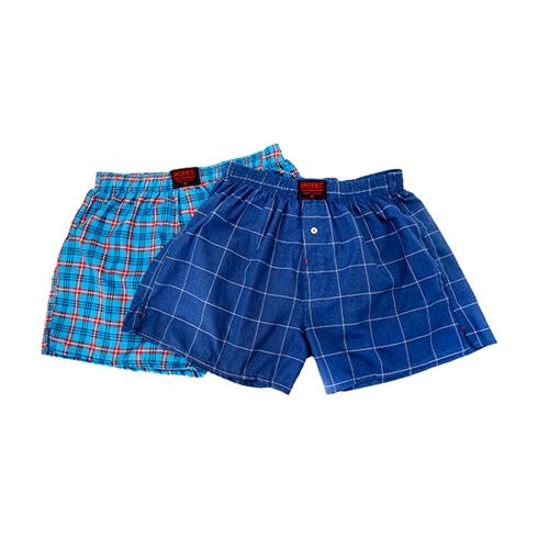 Combo 2 quần short thun nam MS903