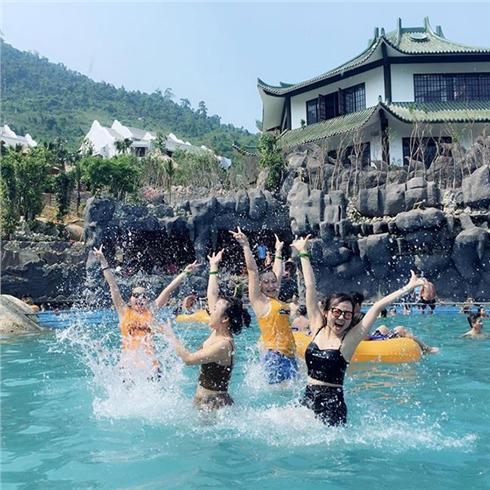 Tour Đà Nẵng - Hội An - Công viên suối khoáng Thần Tài 3N2Đ