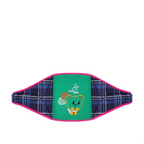 Đai bảo vệ an toàn cho bé Susu Baby-xanh lá