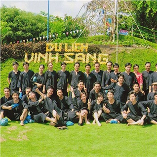 Cùng Mua - Tour mien Tay song nuoc 1 ngay: KDL Vinh Sang - Chua La Sen