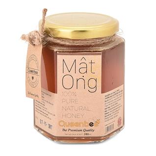 Cùng Mua - Mat ong nguyen chat Queenbee 280ml