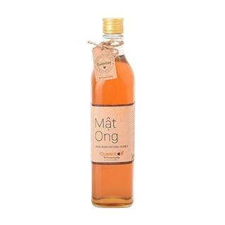 Cùng Mua - Mat ong nguyen chat Queenbee 500ml