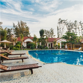 Cùng Mua - Saint Mary Beach Resort Phan Thiet 3*- Sieu khuyen mai