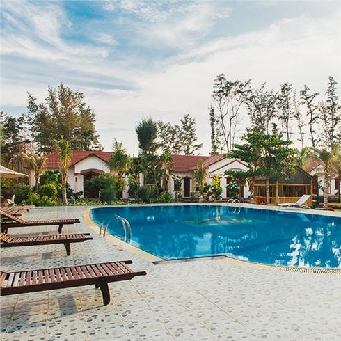 Saint Mary Beach Resort Phan Thiết 3*- Siêu khuyến mãi