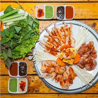 Cùng Mua - Set 3 mon nuong dac biet cho 1-2 nguoi an - He thong Jokul