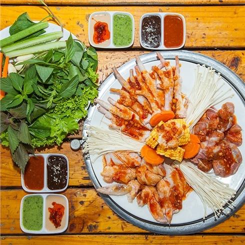 Set 3 món nướng đặc biệt cho 1-2 người ăn - Hệ thống Jokul