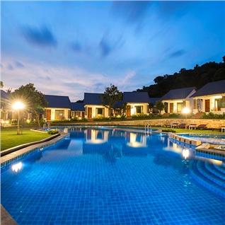Cùng Mua - MyPlace Siena Garden Resort Phu Quoc chuan 3* + Buffet Sang