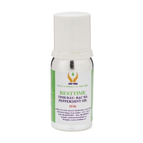 Tinh dầu bạc hà Peppermint oil 20ml
