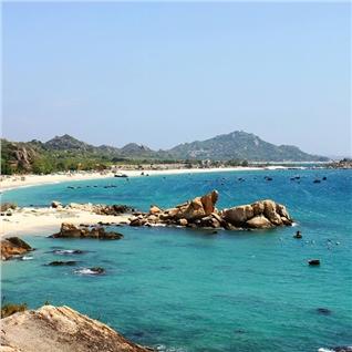 Cùng Mua - Tour Binh Ba - Cam Ranh - Nha Yen Nha Trang 2N2D bang xe lua