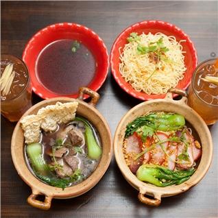 Cùng Mua - Am thuc Singapore sieu chat luong tai Mi suon Thao moc 3 Kute