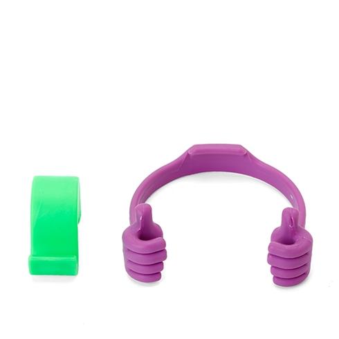 Combo 2 giá đỡ điện thoại hình bàn tay và hình con voi