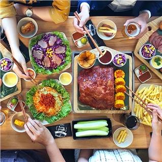 Cùng Mua - Uu dai khai truong giam gia toan bo menu Food House - TP Vinh