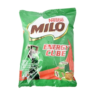 Cùng Mua - Keo Milo Energy Cube 100 vien