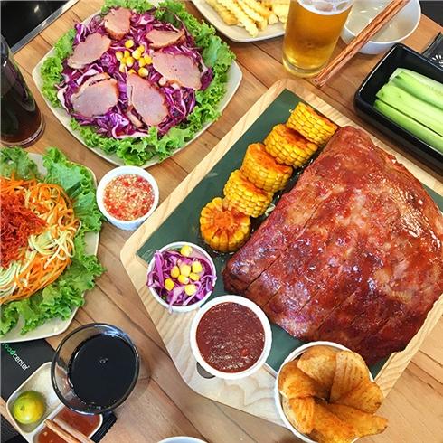 Voucher giảm giá toàn menu thả ga tại chuỗi NH Food Center