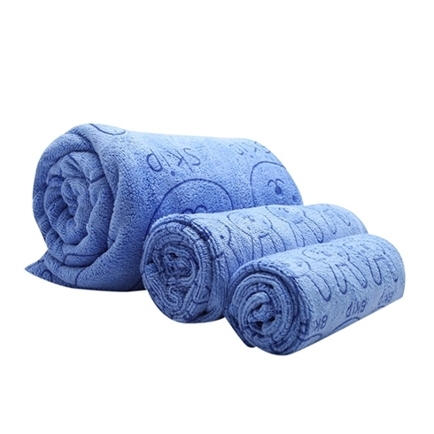 Set 3 khăn tắm Hàng Việt Nam (Kích cỡ 100 - 70 - 50 cm)