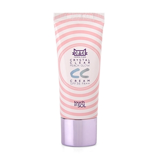 Cùng Mua - Kem Lot CC Cream Crystal Clear Pitch Glow