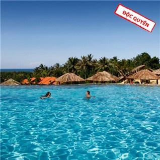 Cùng Mua - Daisy Resort Phu Quoc tieu chuan 4* - Thien duong Dao Ngoc