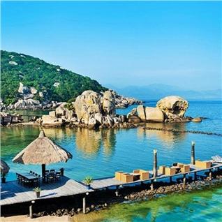 Cùng Mua - Tour Binh Hung 2N2D - Tham quan Resort Ngoc Suong