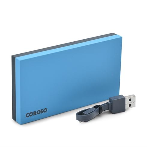 Pin sạc dự phòng Coroso H2 chính hãng 10000mAh