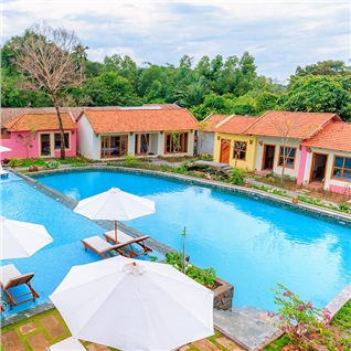 Cùng Mua - Daisy Village Resort va Spa Phu Quoc chuan 3 sao