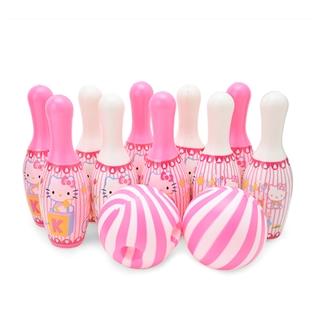Cùng Mua - Bo do choi bowling hoa tiet Kitty dang yeu hang VNCLC