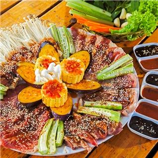 Cùng Mua - Combo Bo My Thuong Hang cho 3-4 nguoi an tai He Thong Jokul