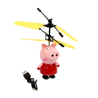 Cùng Mua - Do choi May bay cam ung flying pig